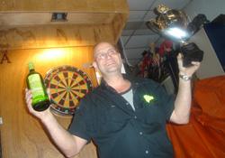 DC Nounauwtutter in duel met darters uit Den Hout