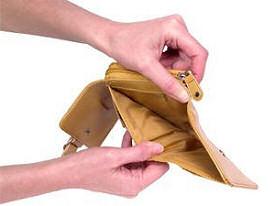 Mijn portemonnee- jouw portemonnee